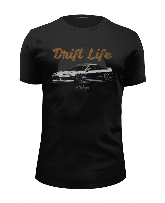 Printio Nissan 180sx футболка wearcraft premium slim fit printio drift machine 180sx
