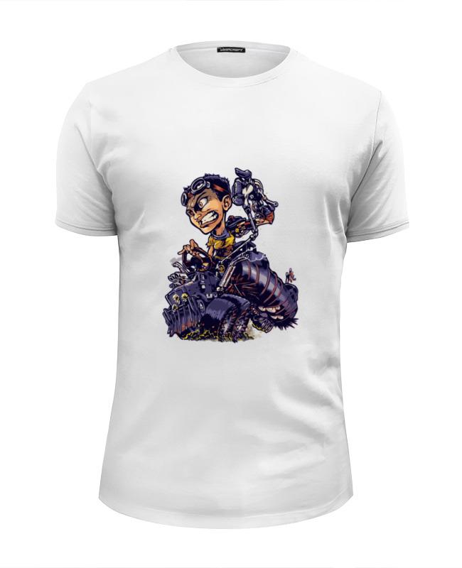 Printio Фуриоза (безумный макс) футболка wearcraft premium slim fit printio постапокалиптический