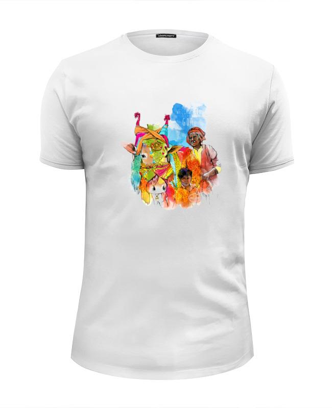 Футболка Wearcraft Premium Slim Fit Printio Welcome to goa футболка wearcraft premium slim fit printio welcome to new vegas