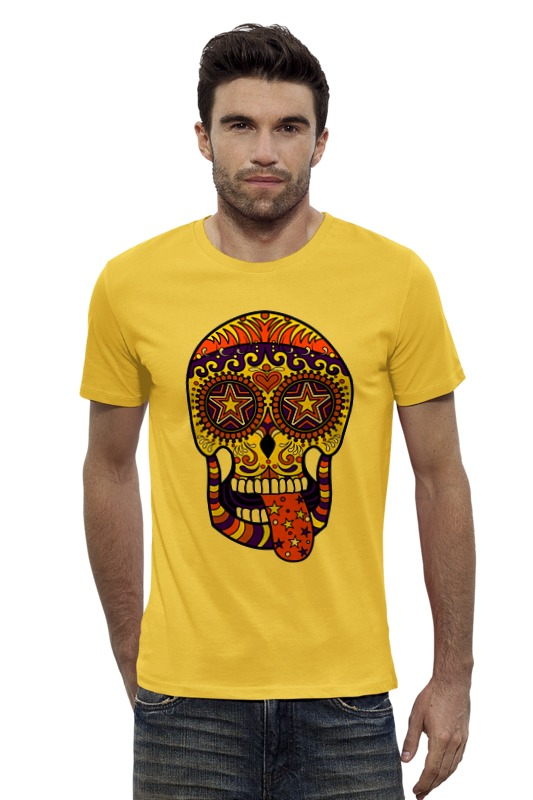 Футболка Wearcraft Premium Slim Fit Printio Psyscull футболка wearcraft premium slim fit printio кит