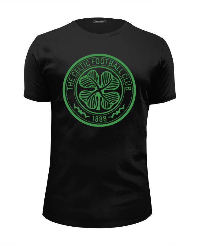 Футболка Wearcraft Premium Slim Fit Printio Celtic (селтик) celtic patterns to colour