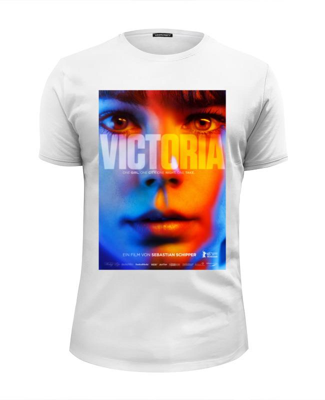 Фото - Футболка Wearcraft Premium Slim Fit Printio Виктория / victoria футболка wearcraft premium printio wheelhorse crown victoria