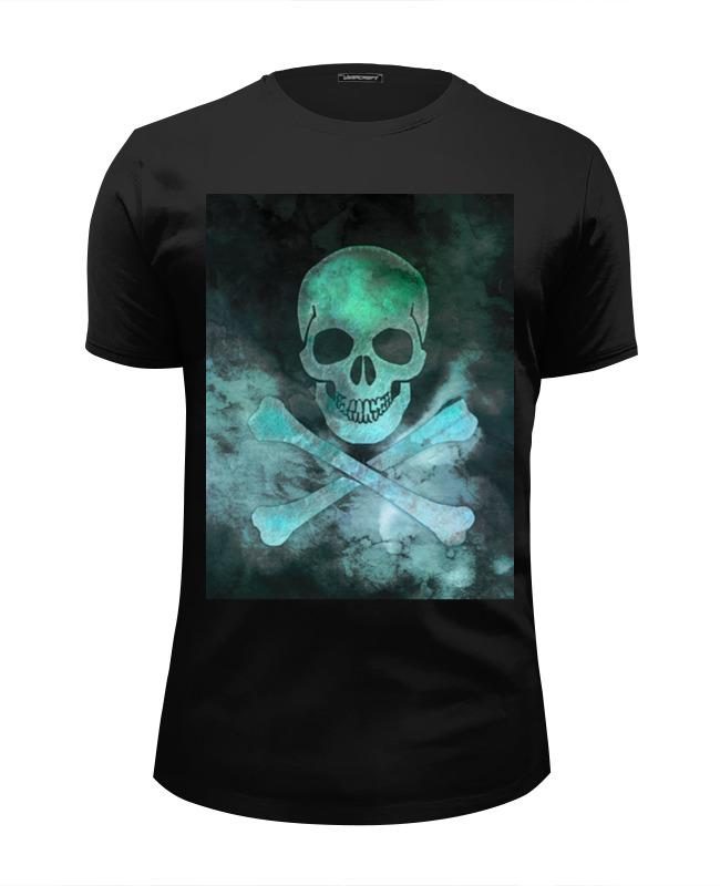 Printio Пиратский флаг футболка wearcraft premium printio zulu z флаг мсс eng