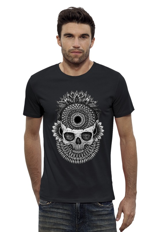 Футболка Wearcraft Premium Slim Fit Printio Череп футболка wearcraft premium slim fit printio applejack exclusive