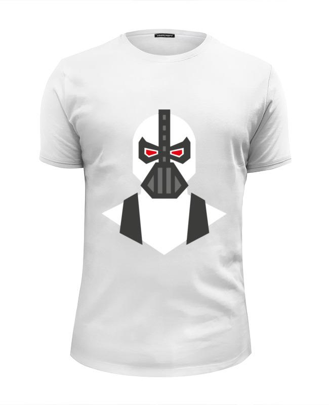 Фото - Printio Бэйн (bane) футболка wearcraft premium slim fit printio batman бэйн
