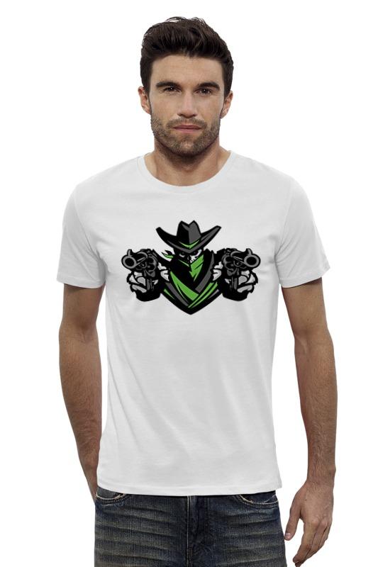 Футболка Wearcraft Premium Slim Fit Printio Ковбой футболка wearcraft premium slim fit printio кит ричардс