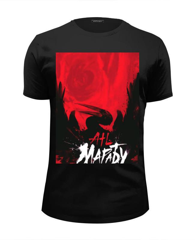 Printio Марабу футболка wearcraft premium slim fit printio марабу