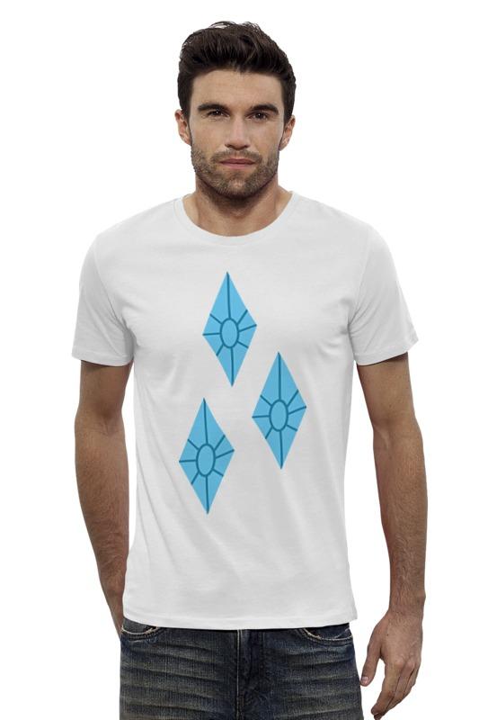 Футболка Wearcraft Premium Slim Fit Printio Алмазы (моя маленькая пони) футболка wearcraft premium slim fit printio моя печень ненавидит меня