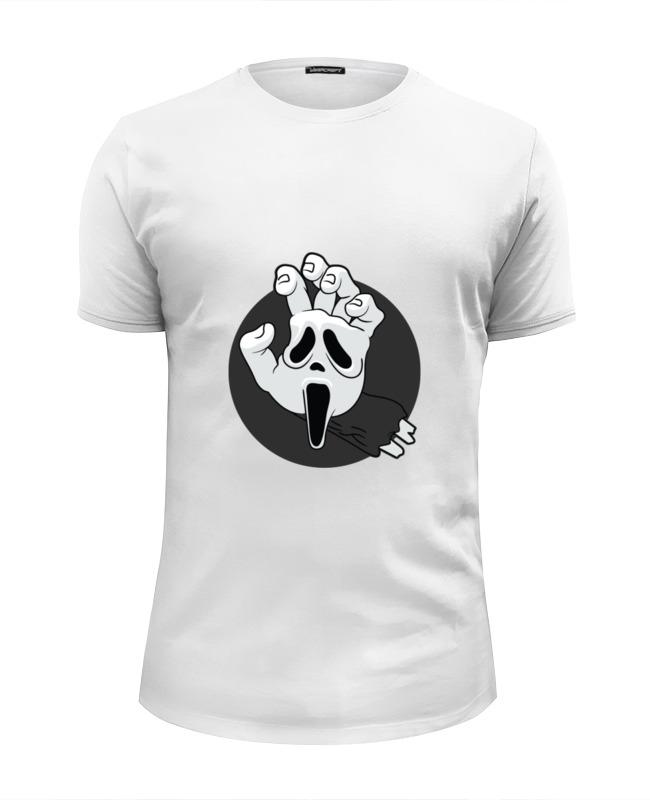Футболка Wearcraft Premium Slim Fit Printio Крик (scream) футболка рингер printio крик scream