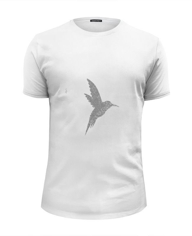 Футболка Wearcraft Premium Slim Fit Printio Vector bird футболка wearcraft premium slim fit printio bird