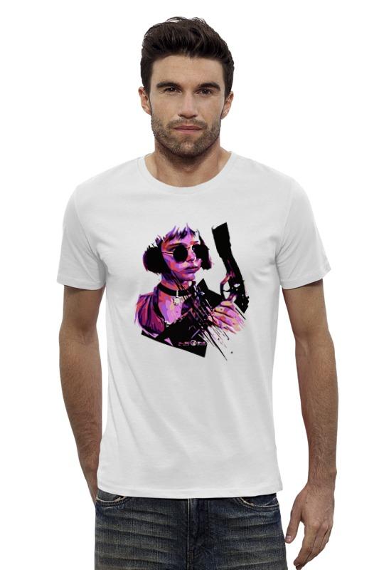 Футболка Wearcraft Premium Slim Fit Printio Матильда (леон) футболка wearcraft premium slim fit printio фильм леон leon