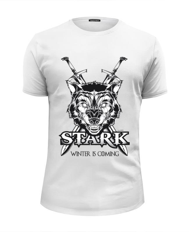 Printio Волк старков (игра престолов) футболка wearcraft premium slim fit printio волк и дракон игра престолов