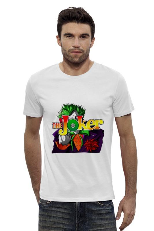 Футболка Wearcraft Premium Slim Fit Printio The joker футболка wearcraft premium slim fit printio joker