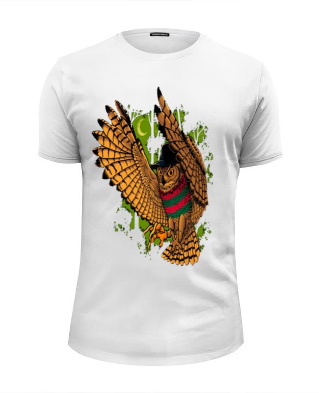 Printio Летящая сова цена 2017