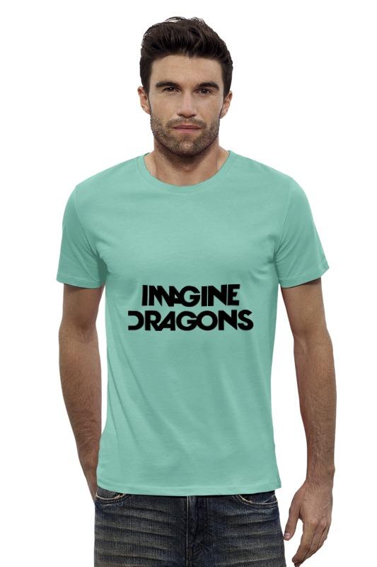 Футболка Wearcraft Premium Slim Fit Printio Imagine dragons dragons фигурка toothless сидящий