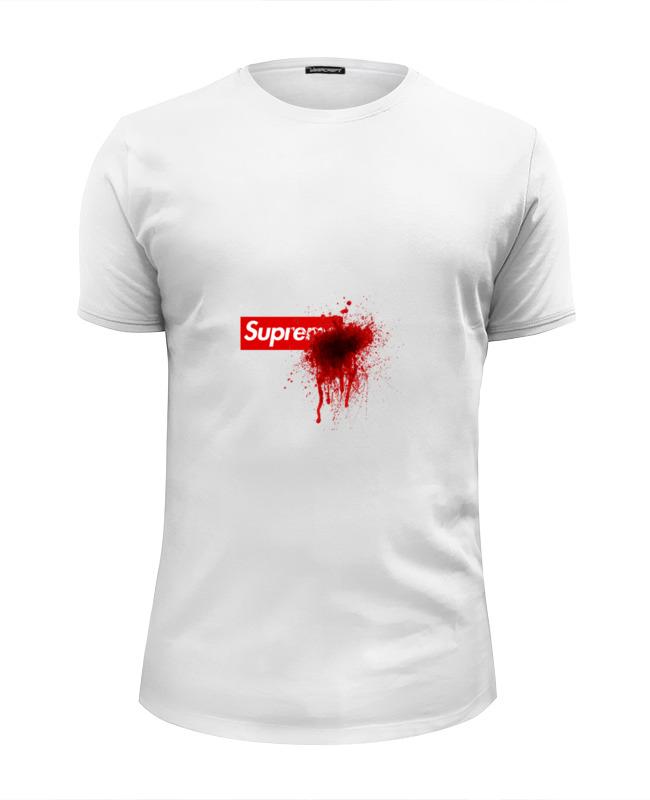 Printio Supreme футболка wearcraft premium slim fit printio спас на крови спб