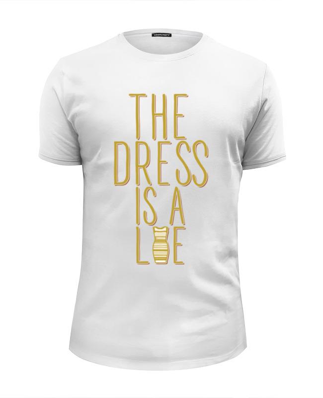 Футболка Wearcraft Premium Slim Fit Printio Какого цвета платье? женское платье a line slim dresses girls ladies shealth dress для live show party dancing