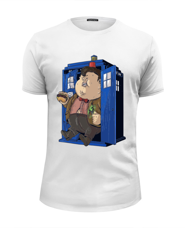 цена на Printio Fat doctor who