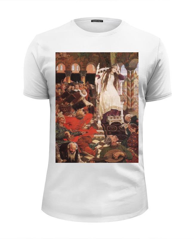 Фото - Printio Царевна-несмеяна (картина васнецова) футболка wearcraft premium printio царевна