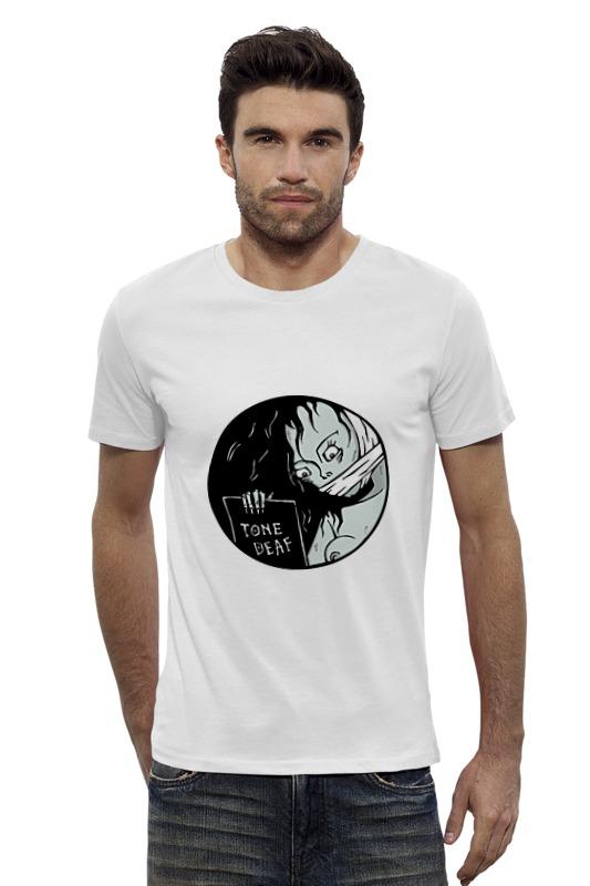 Футболка Wearcraft Premium Slim Fit Printio Tone deaf футболка wearcraft premium slim fit printio нет проблем no prob llama