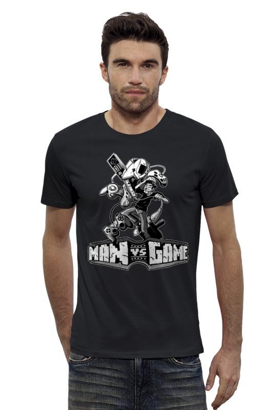 Футболка Wearcraft Premium Slim Fit Printio Битва футболка wearcraft premium slim fit printio шахматиста