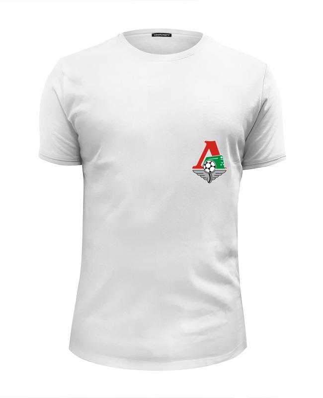Футболка Wearcraft Premium Slim Fit Printio Fc lokomotiv футболка wearcraft premium printio fc lokomotiv