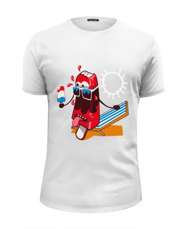 Футболка Wearcraft Premium Slim Fit Printio ice cream футболка wearcraft premium printio ice ice ice cream