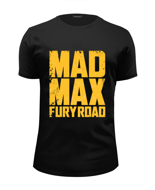 Printio Безумный макс (mad max) футболка wearcraft premium slim fit printio постапокалиптический