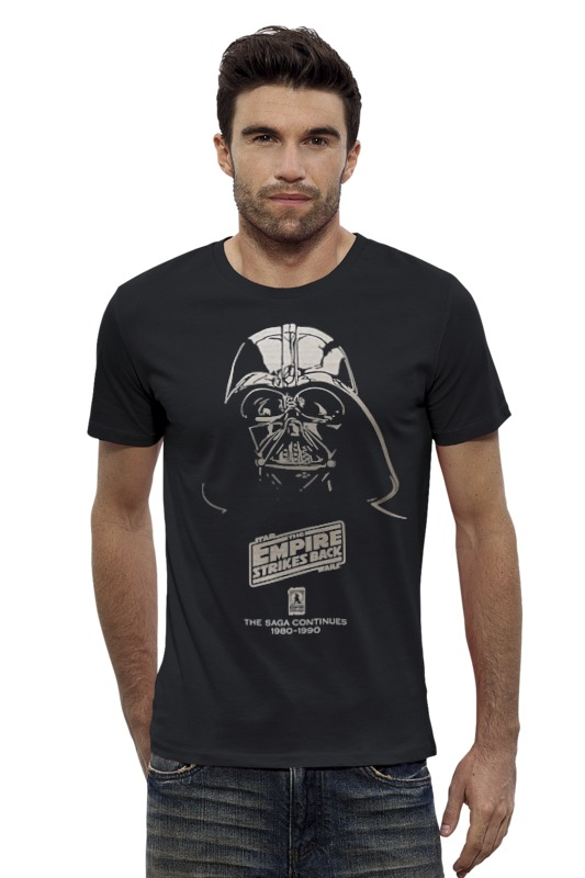 Футболка Wearcraft Premium Slim Fit Printio The empire strikes back футболка wearcraft premium slim fit printio empire needs you