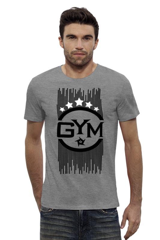 Футболка Wearcraft Premium Slim Fit Printio !!! gym !!! футболка стрэйч printio спортзал попайя