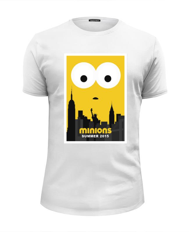 Printio Minions summer 2015 футболка wearcraft premium printio сирия 2015