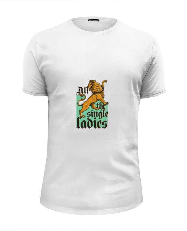 Printio Царь природы футболка wearcraft premium slim fit printio царь просто царь