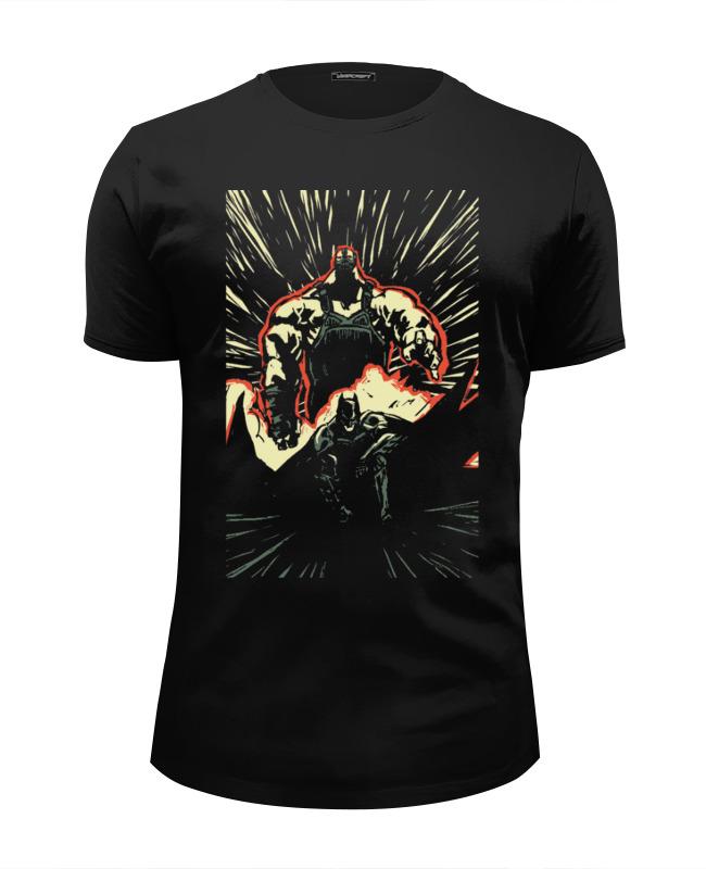 Футболка Wearcraft Premium Slim Fit Printio Dark knight rises футболка wearcraft premium slim fit printio dark