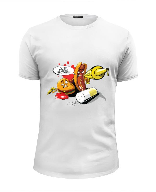 Printio Gang food футболка wearcraft premium slim fit printio junk food gang