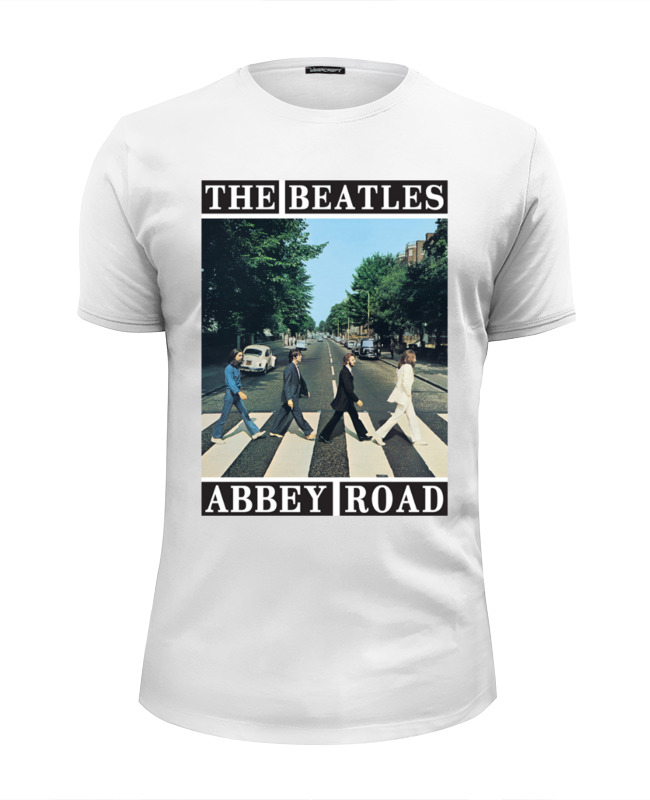 Футболка Wearcraft Premium Slim Fit Printio The beatles футболка wearcraft premium slim fit printio the monkees