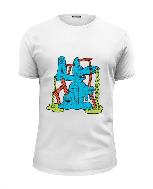 Printio Monster футболка wearcraft premium printio monster hunter