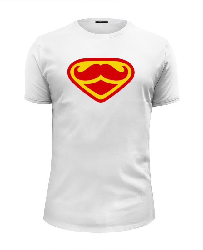 купить Printio Супермен-усач-бородач по цене 990 рублей
