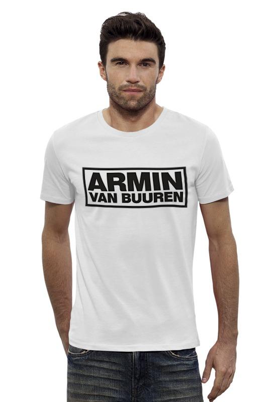 Футболка Wearcraft Premium Slim Fit Printio Армин ван бюрен (armin van buuren) билеты armin van buuren спб