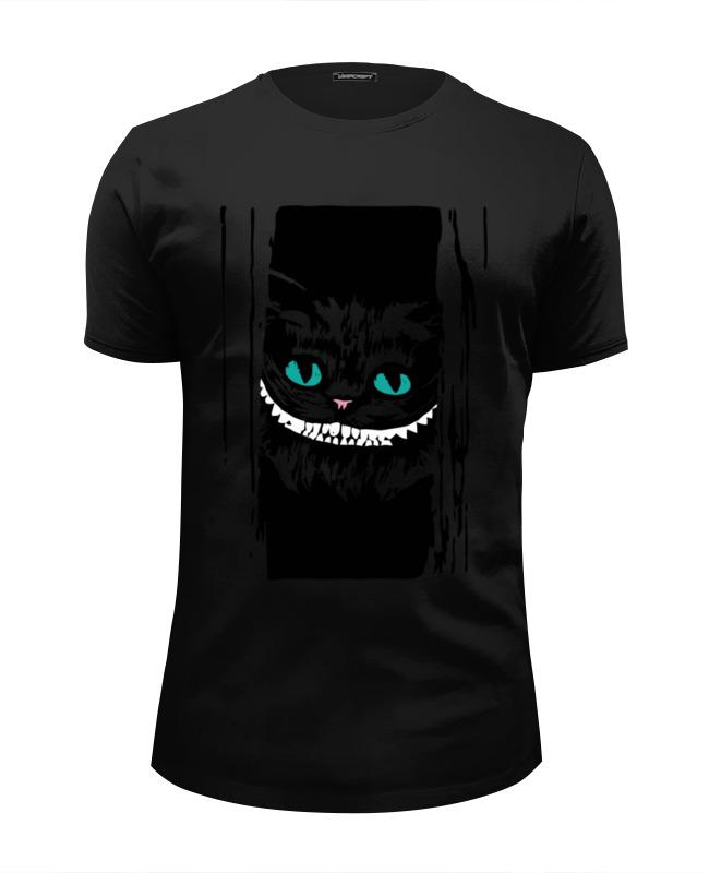Printio Чеширский кот (алиса в стране чудес) футболка wearcraft premium slim fit printio чеширский кот алиса в стране чудес