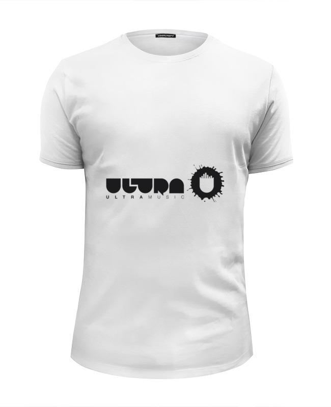 Футболка Wearcraft Premium Slim Fit Printio Ultra music футболка wearcraft premium slim fit printio майами