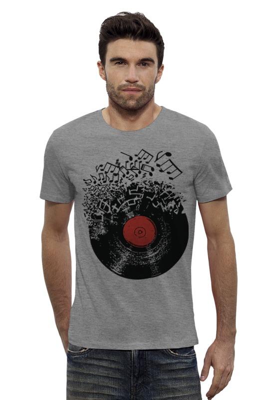 Футболка Wearcraft Premium Slim Fit Printio Виниловая пластинка футболка для беременных printio виниловая пластинка