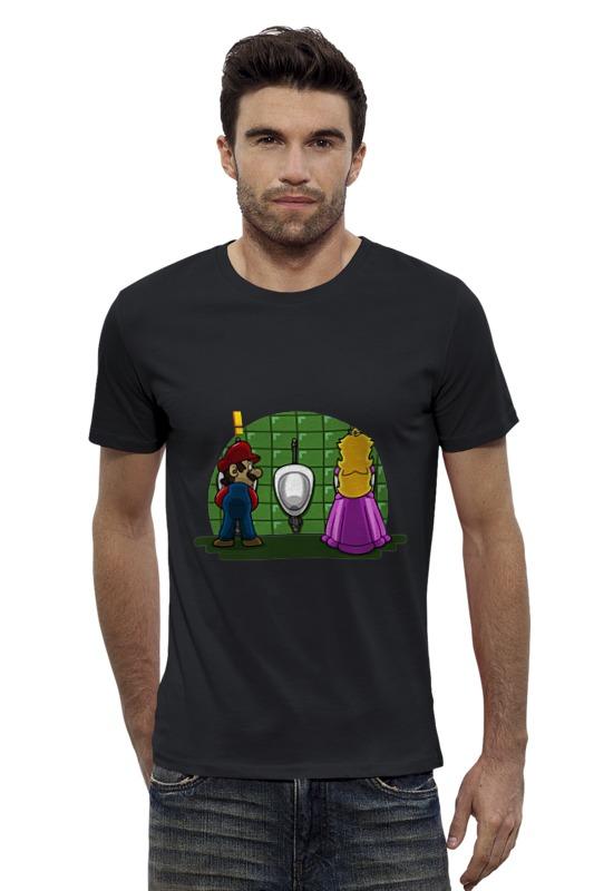 Футболка Wearcraft Premium Slim Fit Printio Марио футболка wearcraft premium slim fit printio vampire