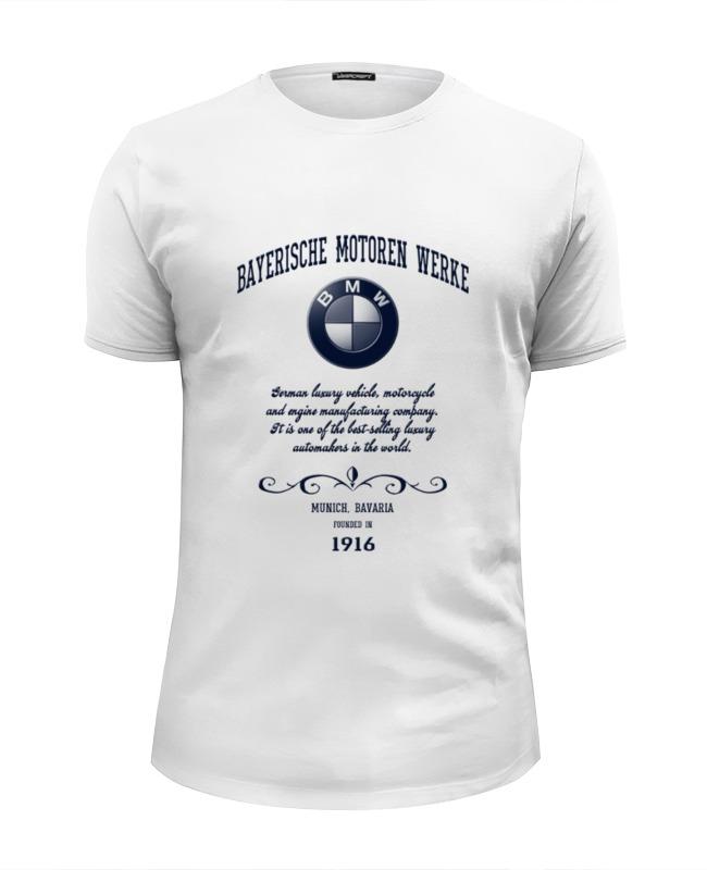 Printio Bmw машины футболка wearcraft premium slim fit printio bmw бмв