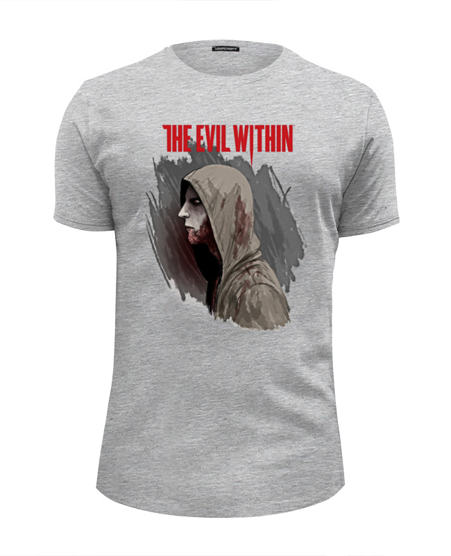 Printio The evil within футболка wearcraft premium slim fit printio evil minion