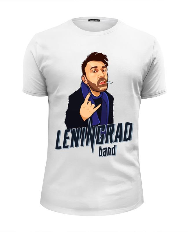 Printio Shnur (ленинград) футболка ленинград трэшер