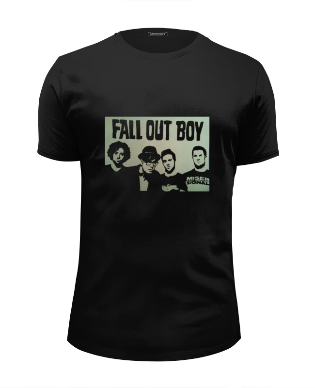 Футболка Wearcraft Premium Slim Fit Printio Fall out boy футболка wearcraft premium slim fit printio fall out boy centuries