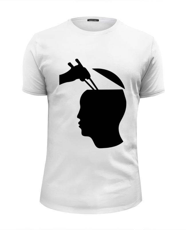 Футболка Wearcraft Premium Slim Fit Printio Палочки для суши футболка wearcraft premium printio палочки для суши