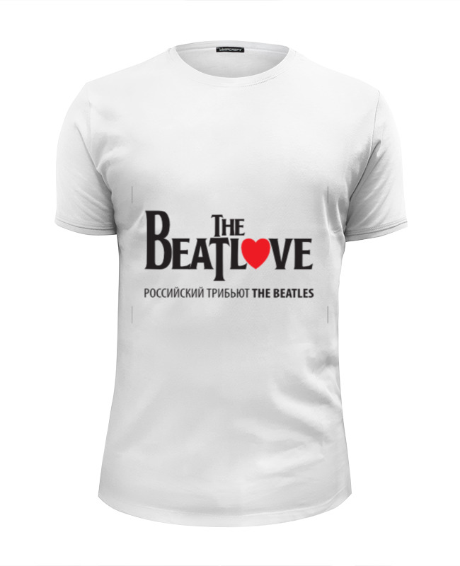 Фото - Футболка Wearcraft Premium Slim Fit Printio Классическая мужская the beatlove мужская классическая рубашка dermay slim fit 4xl camisa masculina 6colors dm03241827