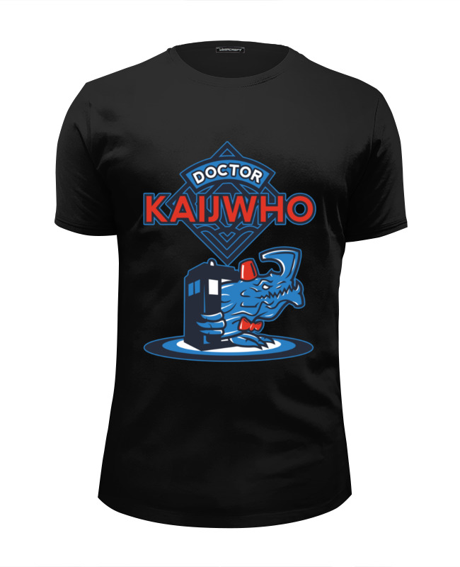 Футболка Wearcraft Premium Slim Fit Printio Doctor who x kaiju футболка wearcraft premium slim fit printio tardis doctor who