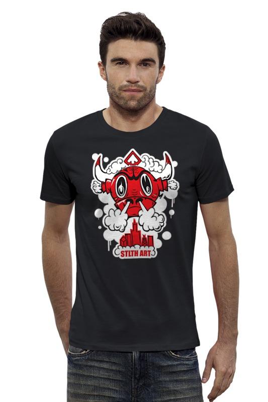 Футболка Wearcraft Premium Slim Fit Printio Art swag футболка wearcraft premium slim fit printio psy art arsb